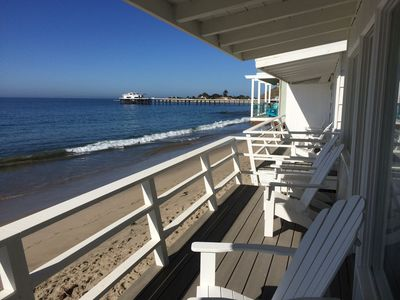 Photo for Bungalow 8 ~ Carbon Beach In Central Malibu