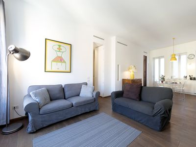 Photo for 1 Bedroom Apartment Basilica Suite - Sant'Ambrogio Duomo