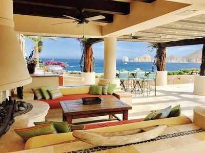 Photo for Fabulous Penthouse on the Beach in  Cabo San Lucas in 5 star resort