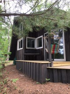 """Photo for """"The Cabin"""" on Loon Lake, Newly Remodeled Great for Familys!"""