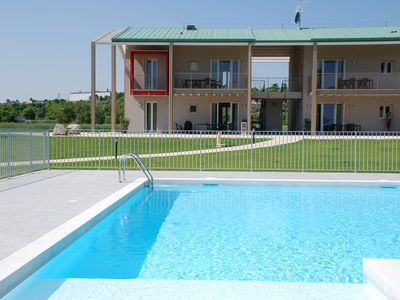 Photo for APARTMENT ESMERA WITH POOL TWO BEDROOMS TWO BATHROOMS