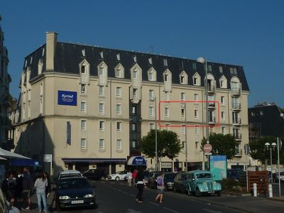 Photo for 3BR Apartment Vacation Rental in Trouville-Sur-Mer, Normandie