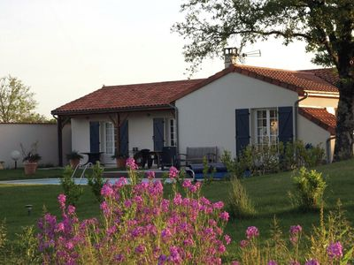 Photo for 2BR Villa Vacation Rental in LES FORGES