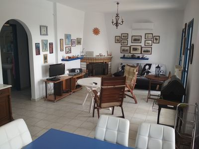 Photo for Amazing, luxurius maisonette at Kastraki, Naxos
