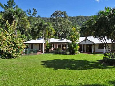 Shanee Prana Kewarra Beach holiday house tropical hideaway