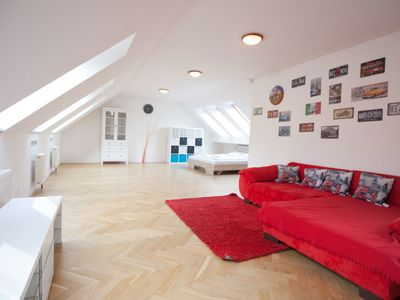 Photo for Large apartment with 3 bedrooms by easyBNB