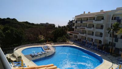 Photo for Apartment ALBUFEIRA sea view, 4 people