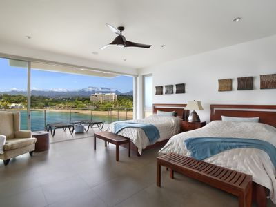 Photo for Float above Kalapaki Bay and enjoy your own luxury studio