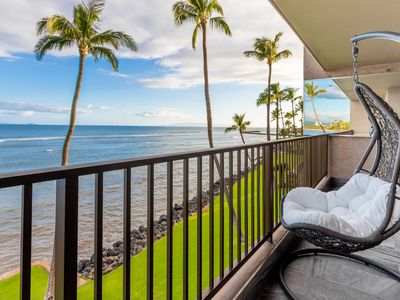 Photo for Spectacular luxury  oceanfront condo