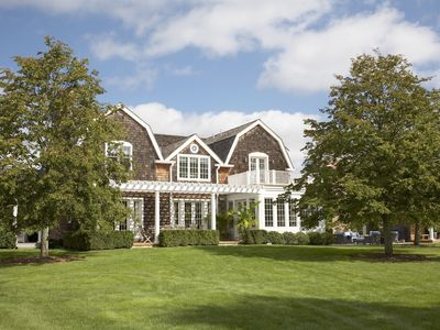 Photo for Luxury Estate in Southampton Village - South of the Highway