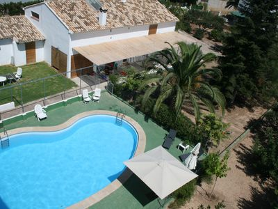 Photo for 8BR Country house near the beach