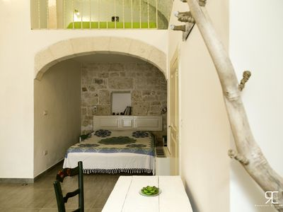 Photo for b & b 28 ostuni, Ostuni historic center (toast)