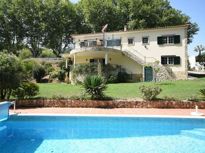 Photo for Nice villa with pool, large garden and beautiful views of the surroundings