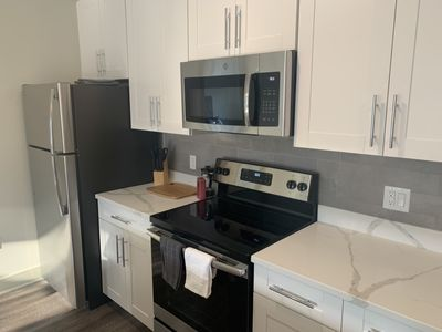 Photo for Modern and Luxurious 2 Bedroom 2 Bath at Suffern Station
