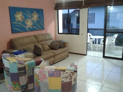 Photo for Excellent Apt 1 bedroom 70 meters from the beach with air.