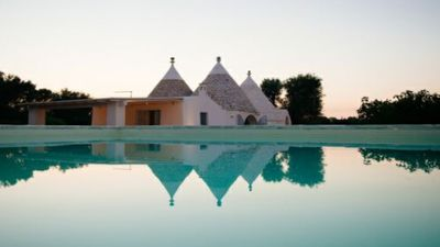 Photo for TRULLI ELIA with private pool