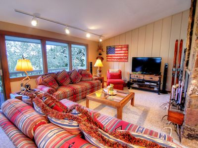 Photo for Private Home on Snowmass Ski Area w/Private Outdoor and Free Wifi and Hot Tub Enclave