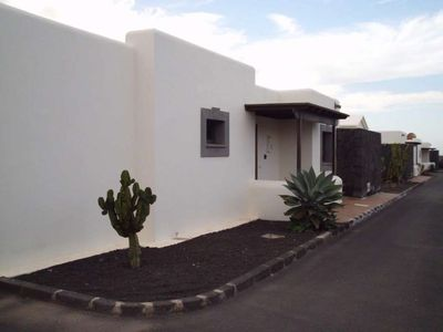 "Photo for House right near the ""Playa Blanca"" in Playa Blanca with Internet, Pool, Garden, Balcony (970213)"