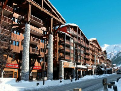 Photo for Apartment Residence Alpina Lodge (VAL164) in Val d'Isère - 5 persons, 1 bedrooms