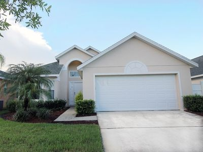 Photo for House in Kissimmee with Parking, Washing machine, Air conditioning, Pool (445578)