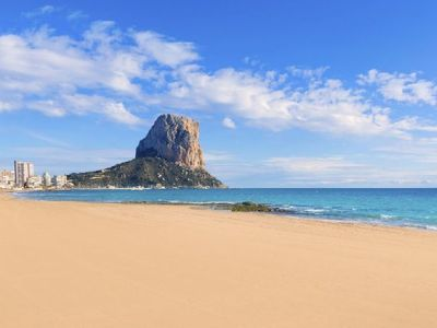 Photo for 2 bedroom Apartment, sleeps 5 with Air Con, WiFi and Walk to Beach & Shops