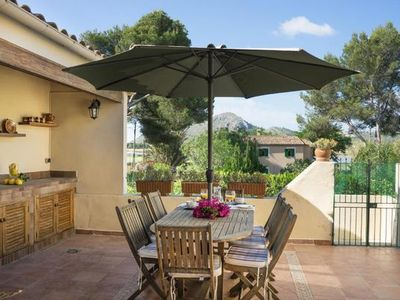 Photo for Holiday house Alcudia for 2 - 6 persons with 3 bedrooms - Holiday house