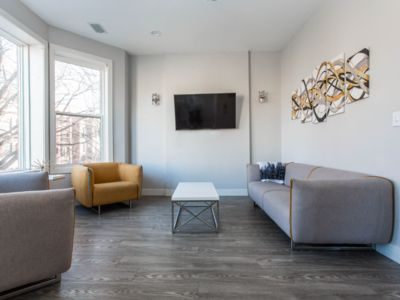 Photo for ❤️ Modern 2BR Flat Right next to Wrigley Field & Transit