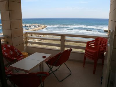 Photo for SEA VIEW APARTMENT ON MAKENZY BEACH,WIFI