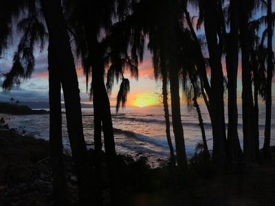 Photo for New 3 Bdrm, Large Lanai, Quiet area, Ocean Breezes, Short Walk to the Beach