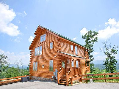 Photo for The Greenbrier 2934| Breathtaking Mountain View| Conveniently Located| Game Room| Nature Setting