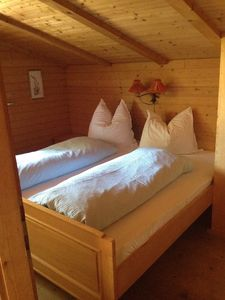 Photo for Cozy, newly renovated cottage, 5 minutes from the ski resort Egg Schetteregg-