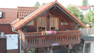 Photo for lovely, complete cottage (wood) | 100 m² - 2 floors for 5 pers. Janne