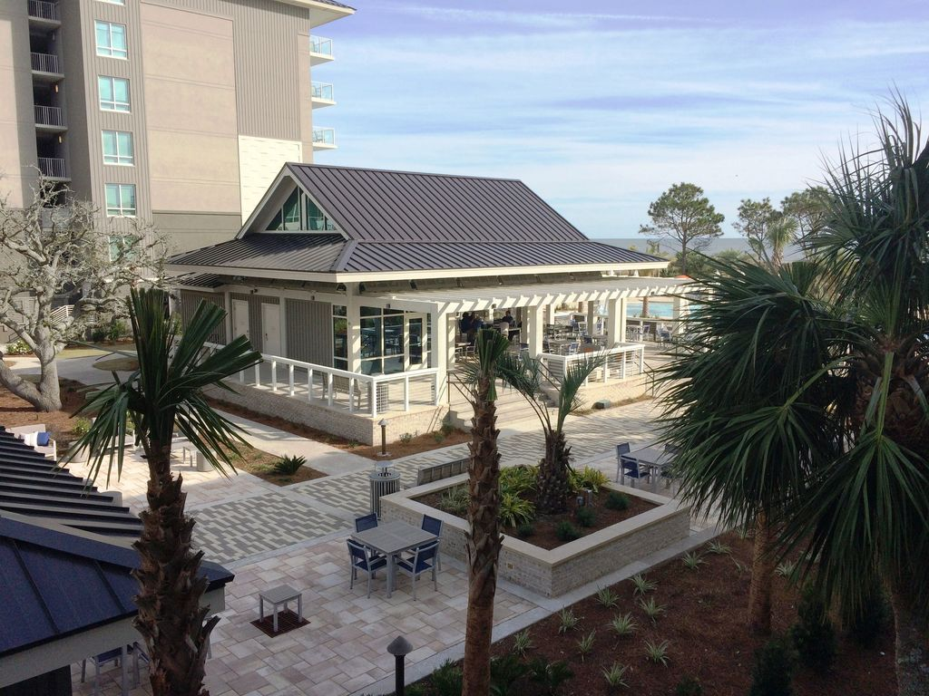 Ocean Dunes Villas 213 1 Bedroom 1 Bathroom Oceanfront Flat Forest Beach Hilton Head South