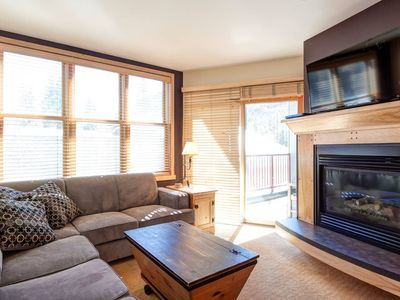 Photo for River Run Condo, 200 yards to gondola, Slope Views, Heated Garage, Free WiFi