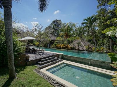 Photo for Villa Kanti Ubud - 5 Bedrooms Villa with Private Swimming Pool in Ubud Bali