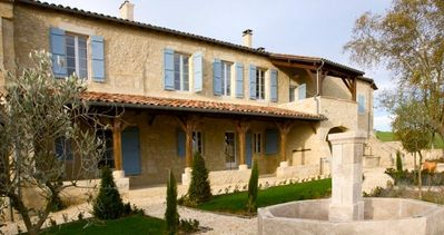 Photo for 16th Century Farmhouse in the Heart of Gascony with swimming pool
