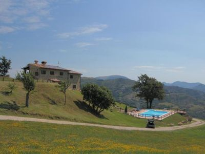 Photo for Holiday house Apecchio for 13 - 15 persons with 5 bedrooms - Holiday house