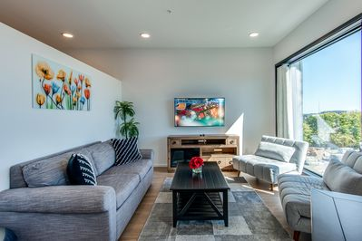 Living Area - Welcome to Illume -- an all-new designer community in Nashville!