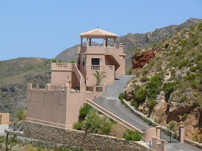 Photo for Superb Family Villa With Stunning Views And Large Private Pool