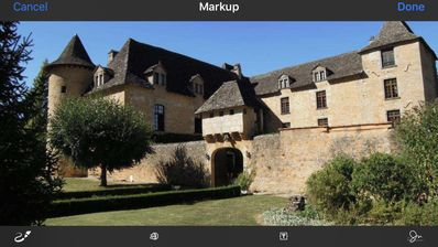 Photo for Private castle in France with pool sleep 20