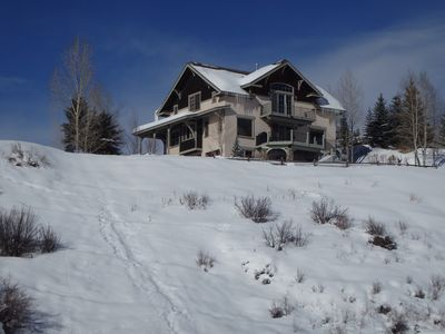 Photo for NEW to the market - A Mountain Retreat in one of Colorado's Finest Ski Resorts!!