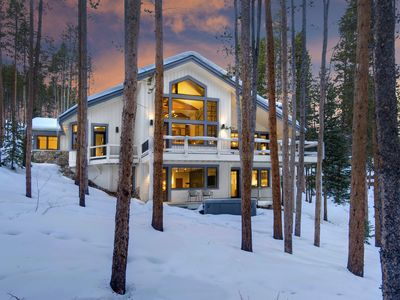 Photo for Ski in / Ski out Peak 9 Home complete with Billiards, Ping Pong & Hot Tub!