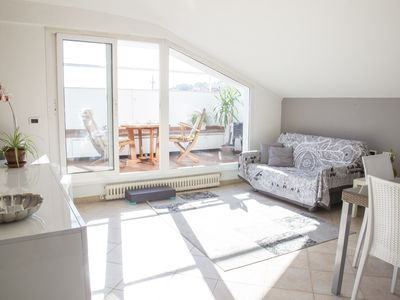Photo for Modern penthouse in the middle Sanremo
