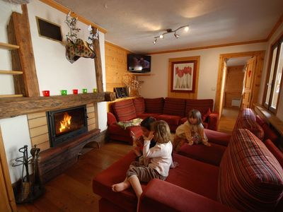 Photo for Beautiful 3 star apartment Les Bleuets 12 people 3 minutes slopes of Serre-Chevalier