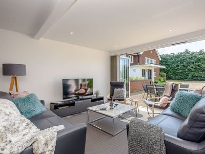 Photo for 4 bedroom accommodation in Wicklewood, near Wymondham