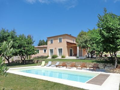 Photo for BEAUTIFUL Villa Isle / sorgue air-conditioned on 4000m2