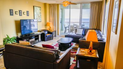 Photo for Fabulous condo, excellent reviews!! 2 chairs and 1 umbrella