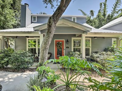 Photo for St. Augustine Home with Patio - Walk to Beach
