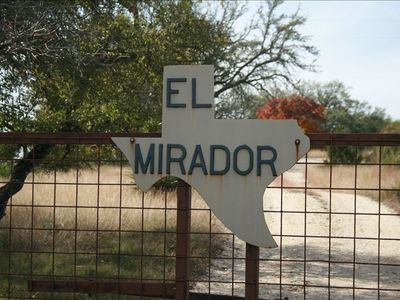 Photo for Hilltop Hideaway, El Mirador, 360 Degree Views,Pet Friendly