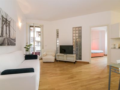 Photo for One bedroom apartment in Fieramilanocity